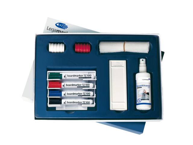 Photo: STARTERKIT LEGAMASTER 1250-00 WHITEBOARD