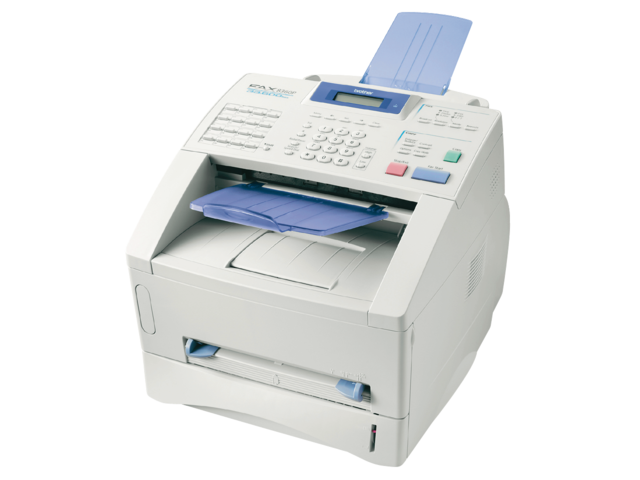 Photo: LASERFAX BROTHER 8360P