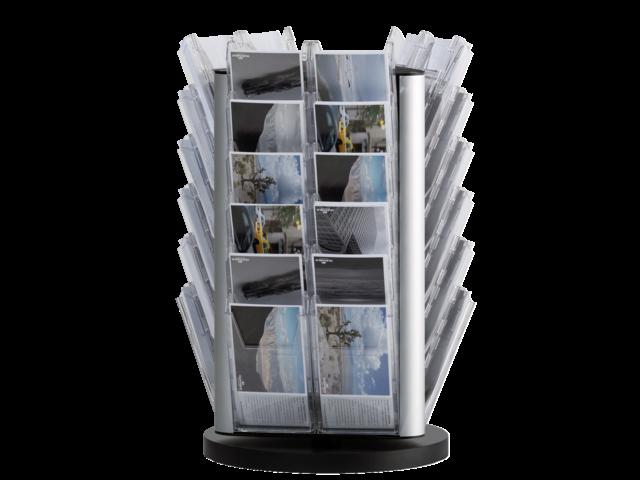 Folderstandaard durable 8615 combiboxx 36x1/3 a4