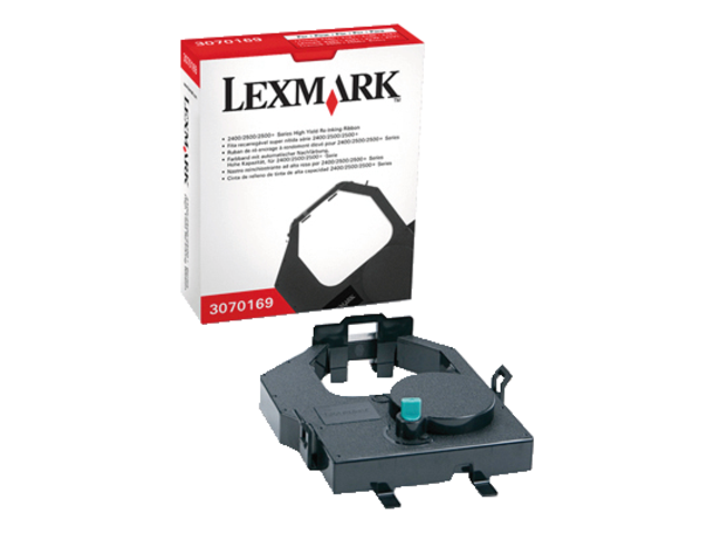 Photo: LINT LEXMARK 3070169 ZWART