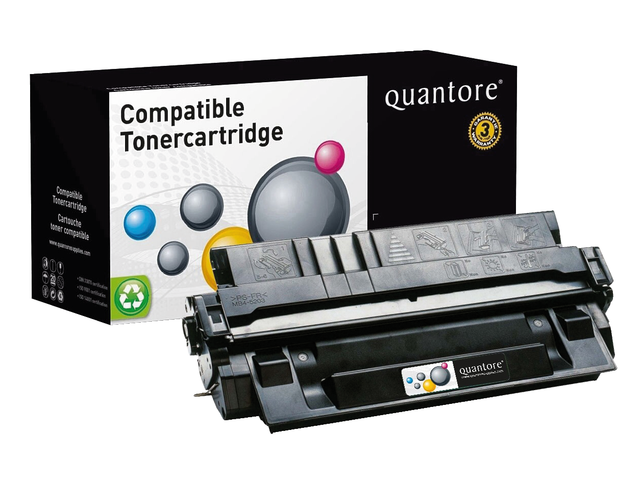 Photo: TONERCARTRIDGE QUANTORE HP C4129X 10K ZWART