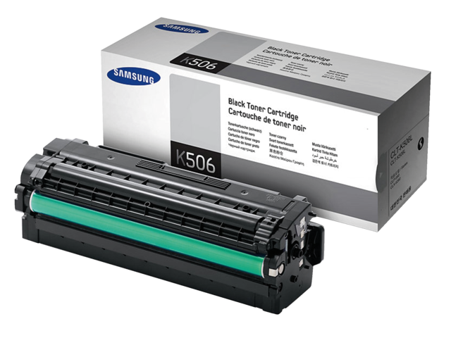 Photo: TONERCARTRIDGE SAMSUNG CLT-K506L 6K HC ZWART