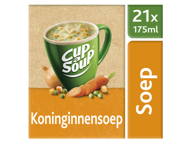 Photo: CUP A SOUP KONINGINNE