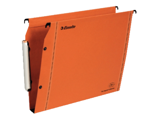 Photo: HANGMAP ESSELTE ORGAREX VISIOPLUS LAT 30MM ORANJE