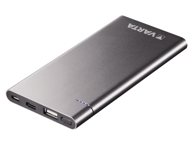 Photo: POWERPACK VARTA 6000MAH ZILVER
