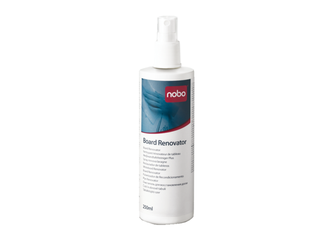 Photo: WHITEBOARDREINIGER NOBO RENOVATOR