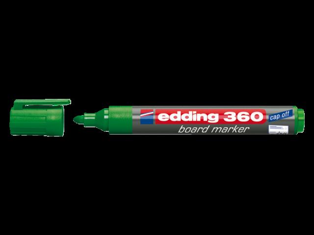 Photo: VILTSTIFT EDDING 360 WHITEBOARD 3MM GROEN
