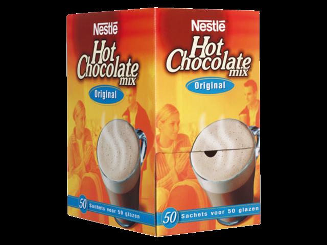 Photo: CHOCOLADE NESTLE HOT CHOCOLADE MIX