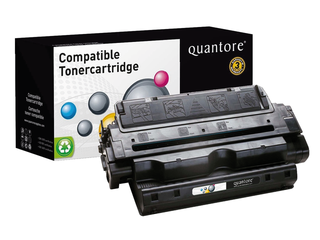 Photo: TONERCARTRIDGE QUANTORE HP C4182X 20K ZWART