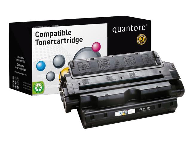 Photo: TONERCARTRIDGE QUANTORE HP C4182X 20K ZWART