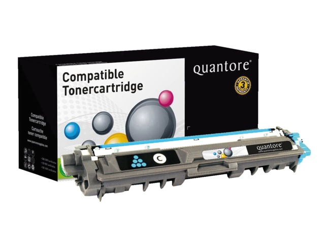 Photo: TONER QUANTORE BRO TN-245 2.2K BLAUW