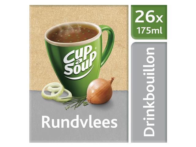 Photo: CUP A SOUP HELDERE BOUILLON RUNDERBOUILLON
