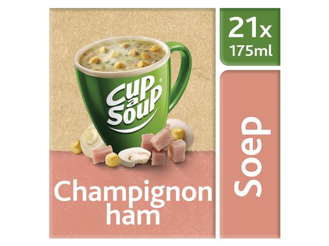 Photo: CUP A SOUP CHAMPIGNON/HAM