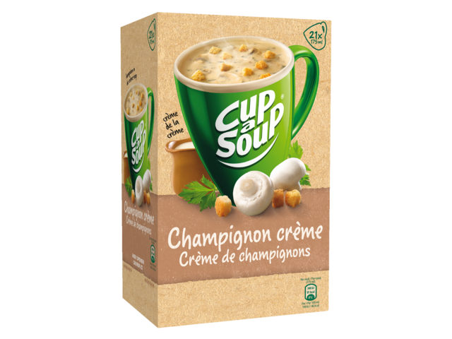 Photo: CUP A SOUP CHAMPIGNON