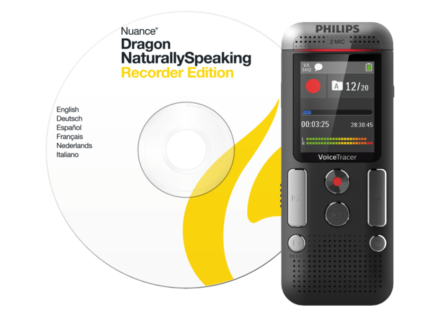 Photo: DIGITAL VOICE RECORDER PHILIPS DVT 2710