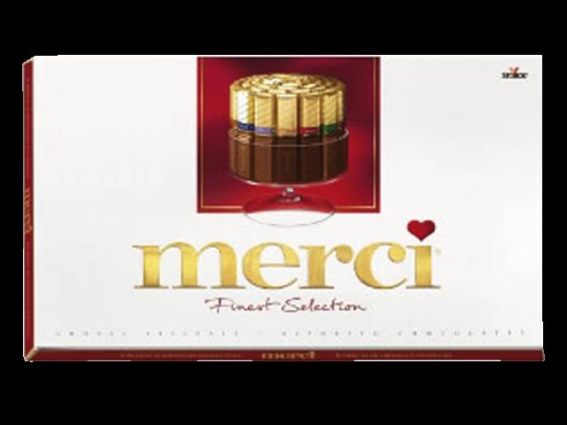 Photo: MERCI FINEST SELECTION 400GR