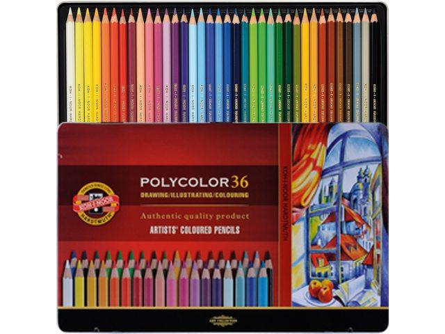 Koh-I-Noor polycolor kleurpotloden