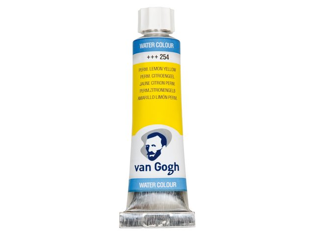 Van Gogh aquarelverf tubes