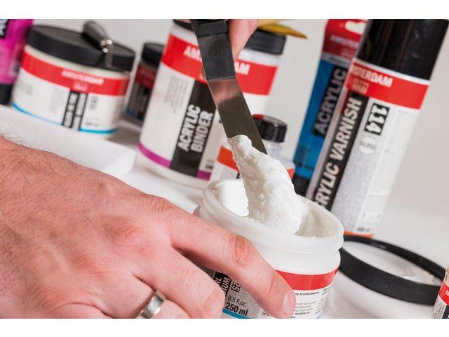 Amsterdam Acryl hulpmiddelen
