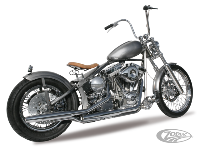 ZODIAC\'S SOFTAIL BOBBER MOTORCYCLE KIT - Zodiac