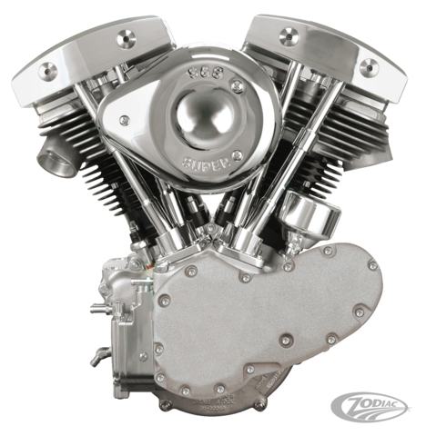 S&S SH-SERIES COMPLETE SHOVELHEAD STYLE ENGINES - Zodiac