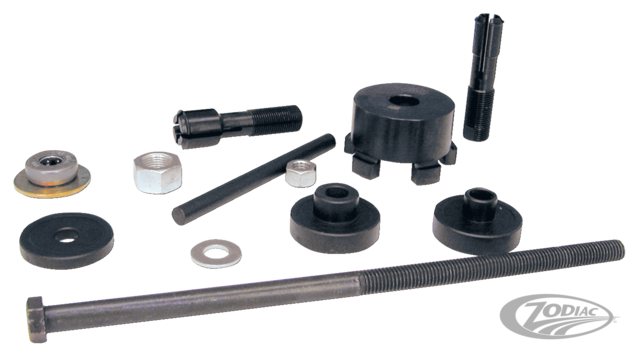 JIMS WHEEL BEARING REMOVER AND INSTALLER KIT FOR 2000 TO PRESENT