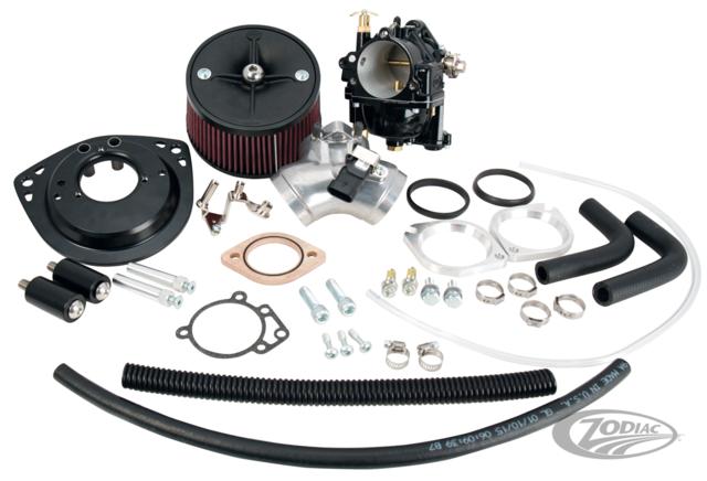 S&S T143 TWIN CAM LONG BLOCK ENGINES - Zodiac