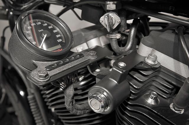 BLACK DUCK MOTOR MOUNT SPEEDO BRACKET - Taco-Motos Amsterdam