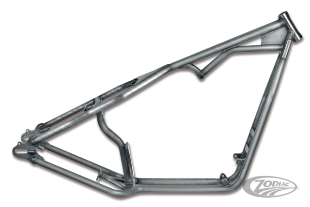 KRAFT/TECH HARDTAIL FRAME FOR EVOLUTION SPORTSTER - Zodiac