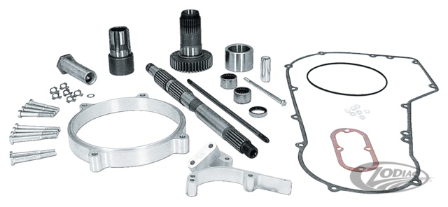 PRIMARY OFFSET KIT FOR 5 & 6 SPEED MODELS INCLUDING DYNA