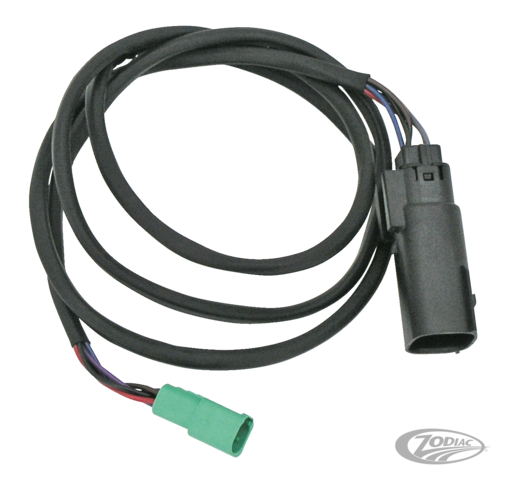 PLUG-N-PLAY THROTTLE BY WIRE CABLE KIT - Zodiac