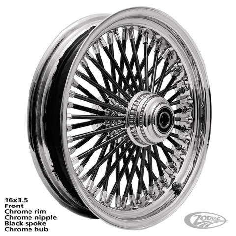fat 50 39 s radial speichenr der von ride wright wheels zodiac. Black Bedroom Furniture Sets. Home Design Ideas