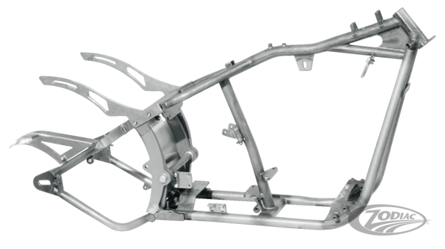 FAT TUBE RIGHT SIDE DRIVE FRAME KIT FOR UP TO 330 REAR TIRES - Zodiac