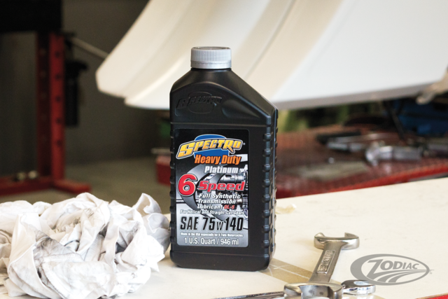 SPECTRO HEAVY-DUTY PLATINUM LUBRICANT FOR 6-SPEED TRANSMISSIONS - Zodiac