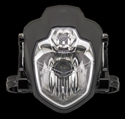 Kit fanale anteriore rebuffini indianapolis zodiac for Kit per il portico anteriore