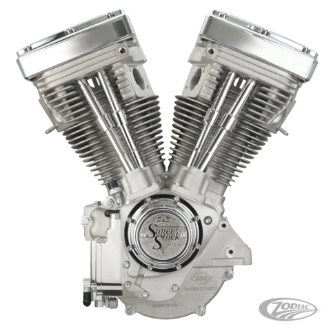 Need to replace a worn out Evolution Big Twin engine without breaking the bank? Or want to tear up the asphalt with a Dyno proven high performance engine?