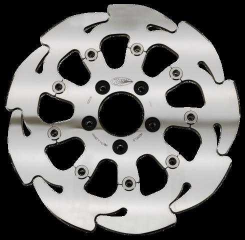 Wave Disc Brake Rotors