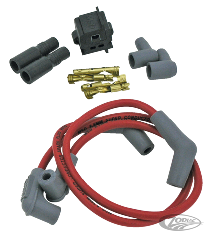 Spark Plug Wires Have Two Main Functions Transfer The And Suppress Electro Magnetic Interference Created By Special Copper Conductors