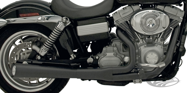KERKER 2-INTO-1 SUPERMEGS FOR SOFTAIL AND DYNA - Zodiac
