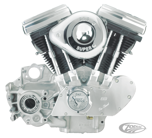 S&S COMPLETE 100CI ENGINES FOR SPORTSTER OR BUELL - Zodiac