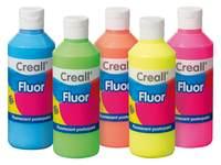 Creall fluorescerende plakkaatverf
