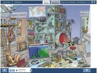 Argus Clou aardrijkskunde digibordsoftware