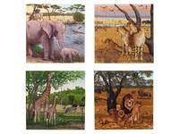 Puzzle Serie Savanne
