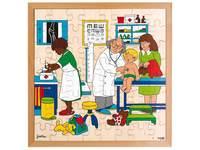 Puzzle Serie Gesundheit