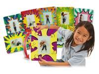 Aktionskarten mit Übungen für den Sportunterricht