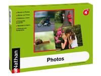 Fotokaarten woorden in foto