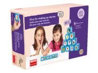 Kletsdobbelstenen voor jonge kinderen