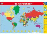 Educatieve poster: Wereld