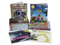 Plusleespakketten informatieve boeken