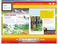 Wijzer door de natuur en techniek 2 digibordsoftware